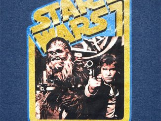 Exclusive Han and Chewie Premium Ringer Tee
