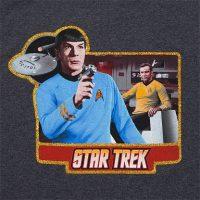 Exclusive Spock Premium Ringer Tee