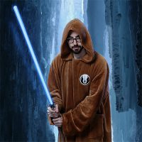 Exclusive Star Wars Jedi Robe Sleeved Blanket