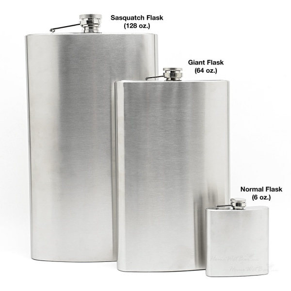 Extremely Large Flask