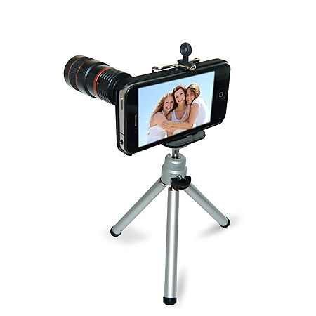 Eye Scope Zoom Lens for iPhone 4