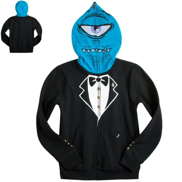 Eyed Monster Full Zip Hoodie