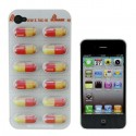 FLASHBACKS Old-School iPhone Pill Case