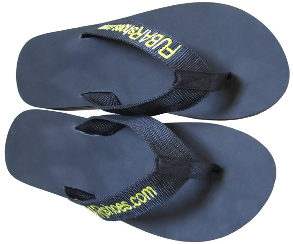 FUBAR Rude Printing Sandals