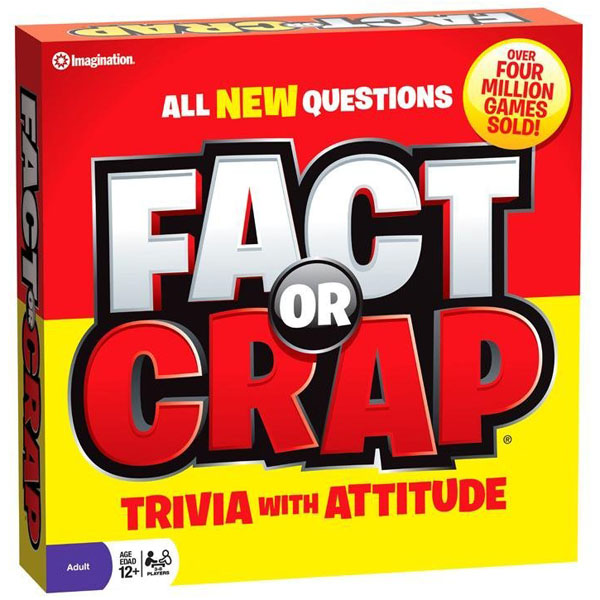 Fact or Crap Game