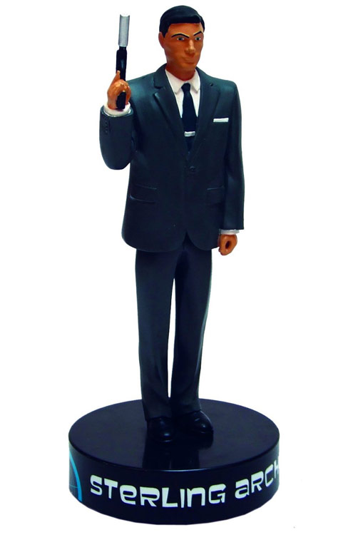 Factory Entertainment Sterling Archer Motion Statue