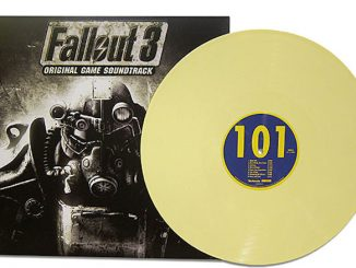 Fallout 3 Original Game Soundtrack - Exclusive Vinyl LP