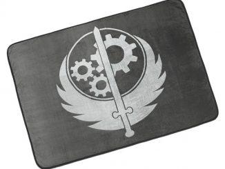 Fallout 4 Brotherhood of Steel Fleece Blanket