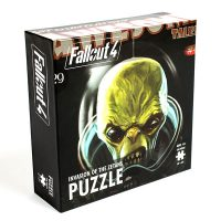 Fallout 4 Invasion of the Zetans 550pc Puzzle