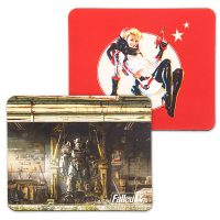 Fallout 4 SteelSeries QcK+ Mousepads