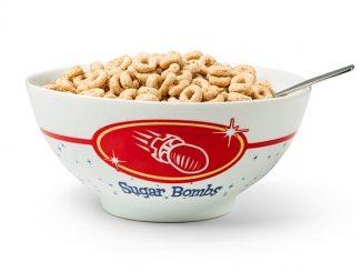 Fallout 4 Sugar Bombs Cereal Bowl