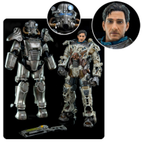 Fallout 4 T-45 Power Armor 1 6 Scale Action Figure