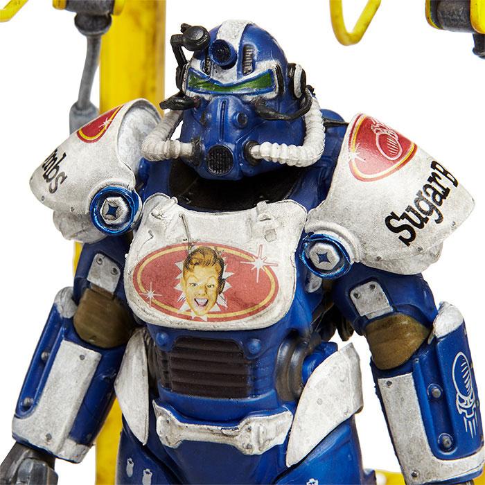 Fallout 4 T-51 Sugar Bombs Power Armor USB Hub