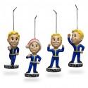 Fallout 4 Vault Boy Holiday Ornaments