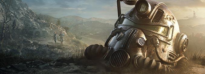 Fallout 76 E3 Trailer