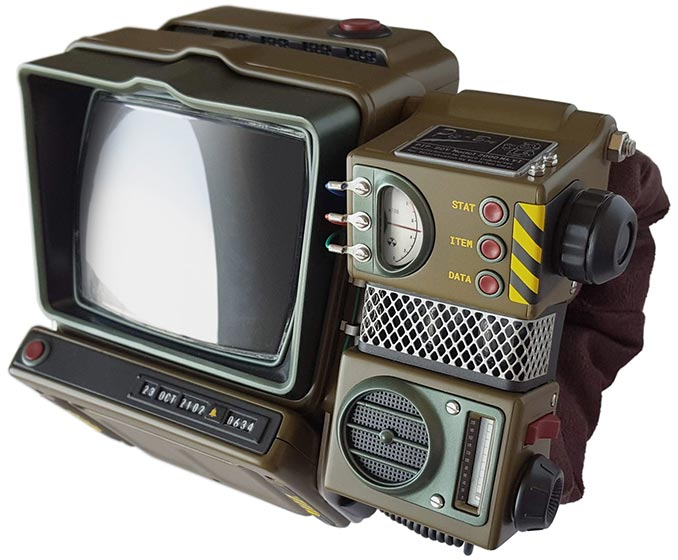 Fallout 76 Pip Boy 2000 Mk VI Construction Kit