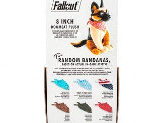 Fallout Dogmeat 8 Plush
