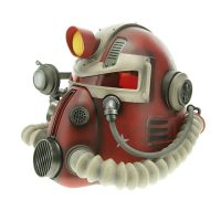 Fallout Full Scale T 51 Power Armor Nuka Cola Helmet