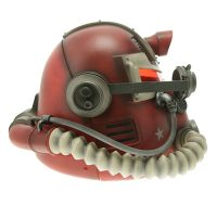 Fallout Full Size T-51 Power Armor Nuka Cola Helmet