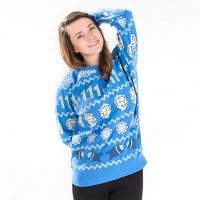 Fallout Holiday Fleece Sweater