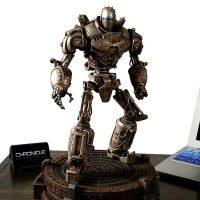 Fallout Liberty Prime Statue Picture