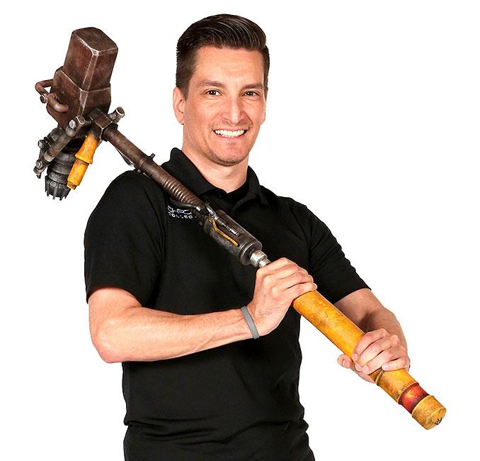 Fallout Life Size Super Sledgehammer