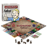 Fallout Monopoly Game