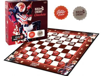 Fallout Nuka Cherry Checkers
