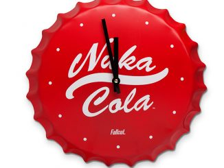Fallout Nuka Cola Clock
