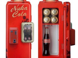 Fallout Nuka Cola Machine Mini Refrigerator