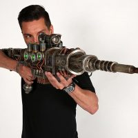 Fallout Plasma Rifle Full Size Replica