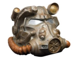 Fallout Power Armor Helmet Collector's Coin Bank