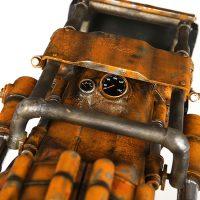 Fallout Power Fist Replica Detail