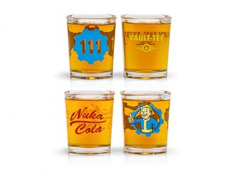 Fallout Shot Glasses