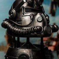 Fallout T-51 Power Armor Bluetooth Bookshelf Speaker
