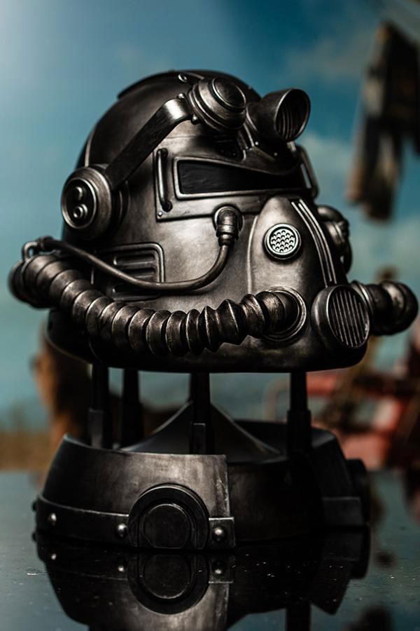 Fallout T-51 Power Armor Bluetooth Speaker