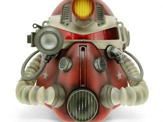 Fallout T-51 Power Armor Nuka Cola Helmet