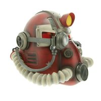 Fallout T-51 Power Armor Nuka Cola Replica Helmet