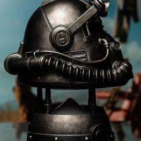 Fallout T-51 Power Armor Wireless Bluetooth Speaker