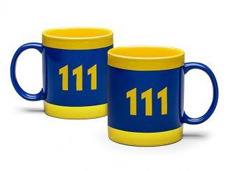 Fallout Vault 111 16 oz Mug
