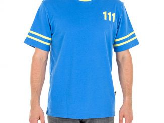 Fallout Vault 111 Stripe Tee
