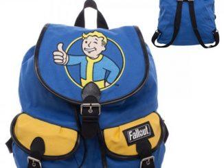 Fallout Vault Boy Knapsack