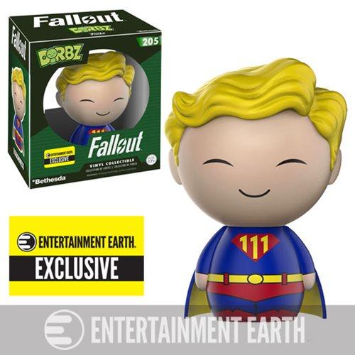 Fallout Vault Boy Toughness Dorbz Vinyl Figure