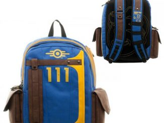 Fallout Vault Tec 111 Armored Backpack