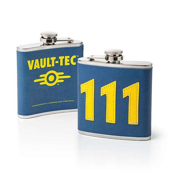 Fallout Vault-Tec Flask