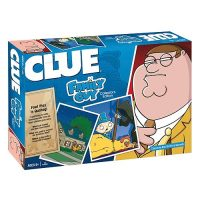 Family Guy Collector's Edition Clue