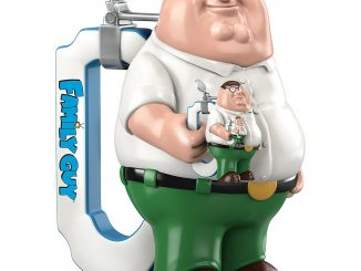 Family Guy Peter Griffin Porcelain Collector Stein