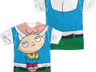 Family Guy Stewie Carrier T-Shirt