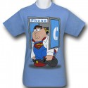 Family Guy Superhero T-Shirts
