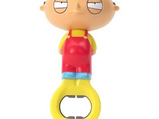 Family Guy Talking Stewie Griffin Bottle Opener